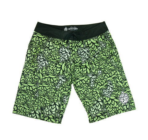 BrewHeads Hybrid Hop Shorts for Craft Beer fans