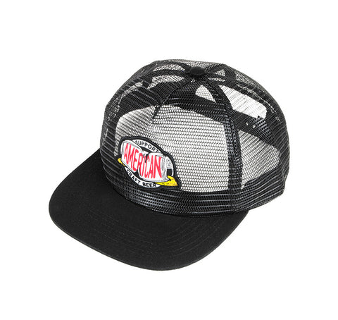 American All Mesh Trucker Hat