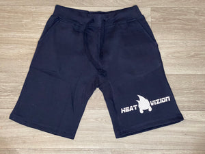 Ghost Logo Shorts - Navy Blue