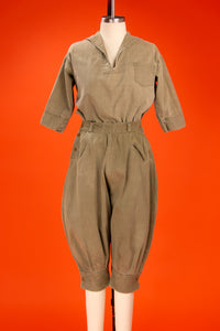 Antique 1920's Marine Middy Togs Set by JcPenney