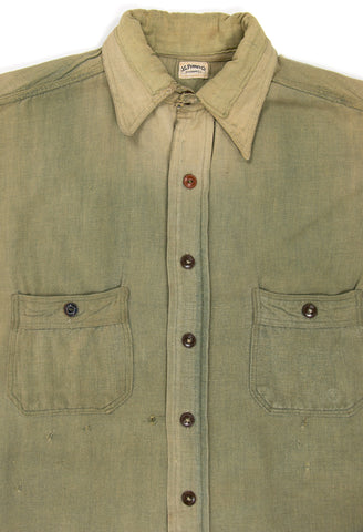 Vintage 1930's JCPenney Button Up Shirt