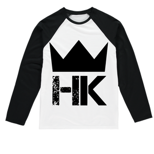H & K 13 Philosophies Baseball Long Sleeve T-Shirt