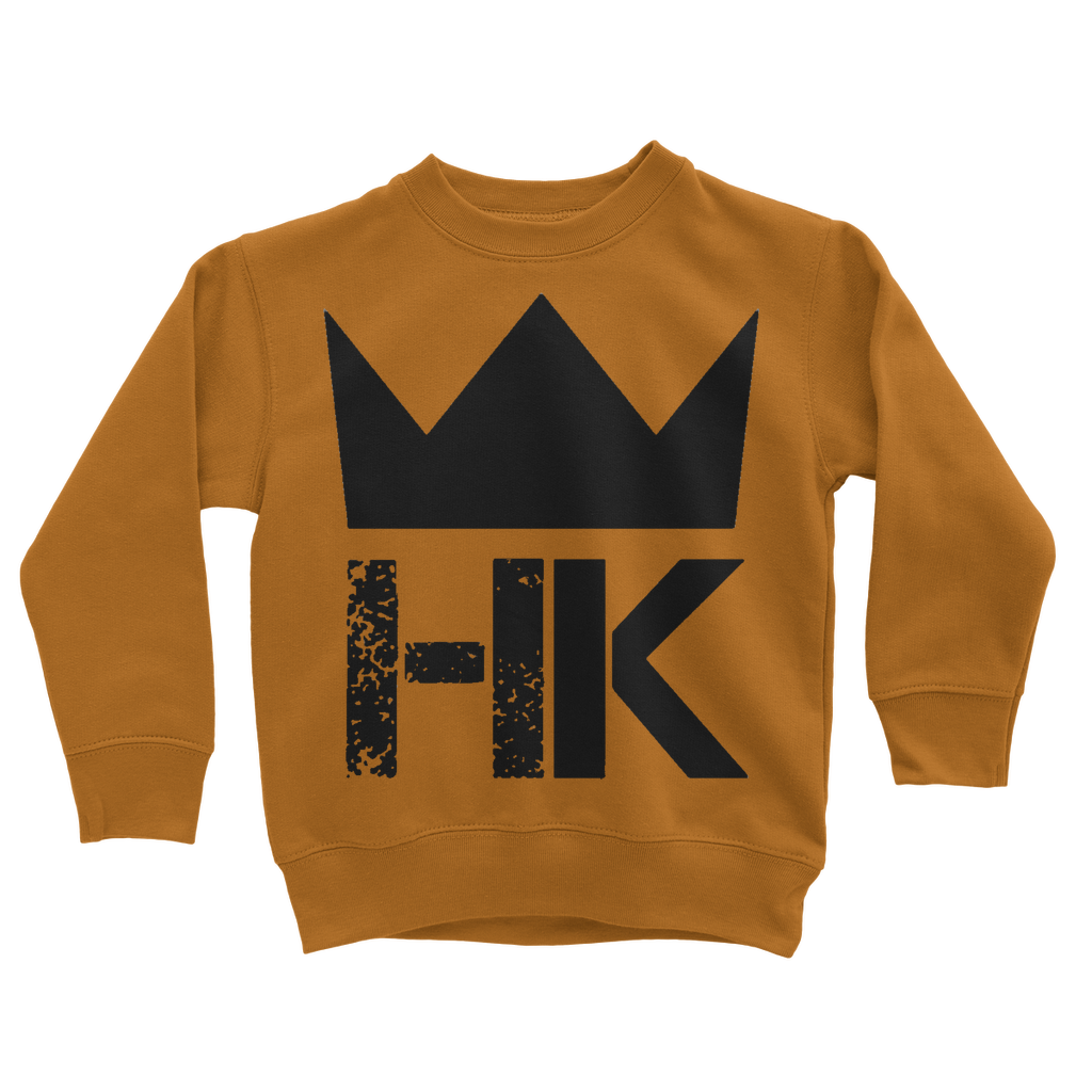 Heroes and Kingz  Classic Kids Sweatshirt