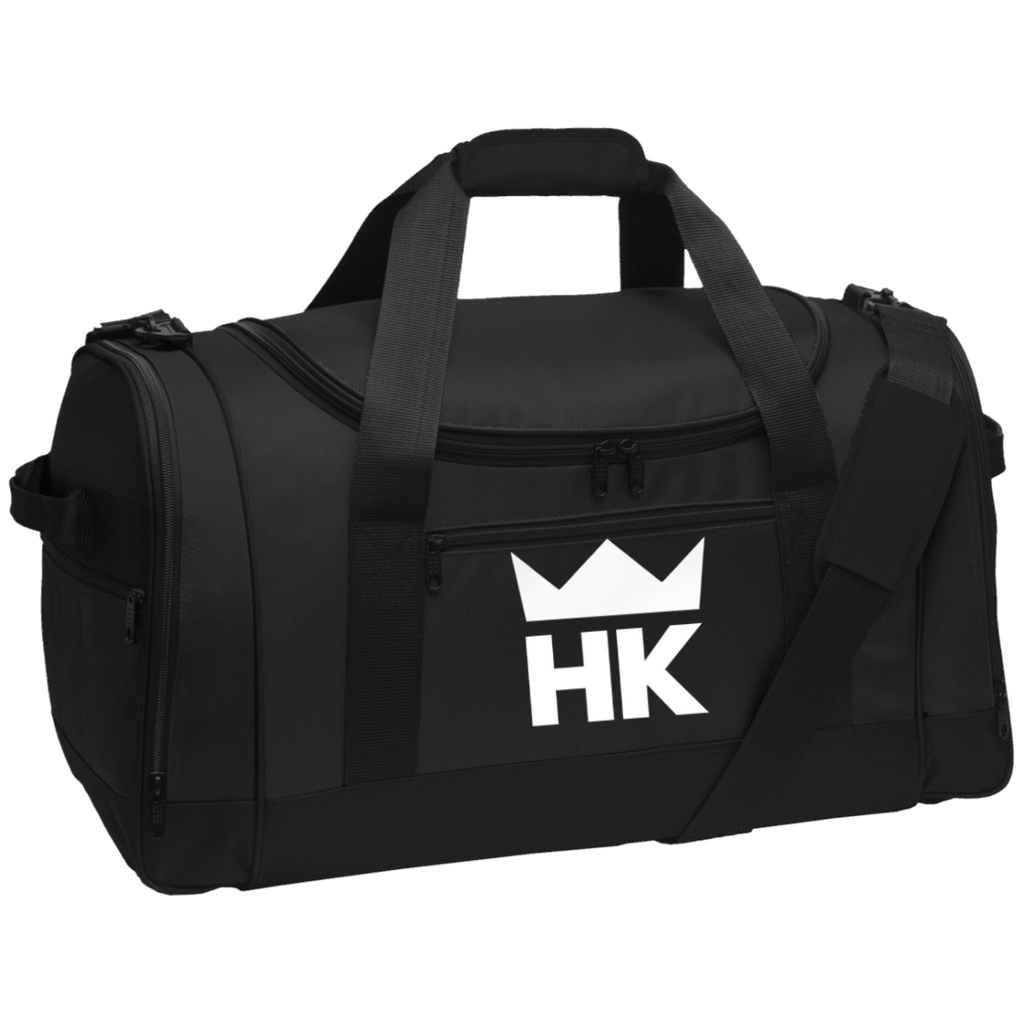 Heroes and Kingz Travel Sports Duffel