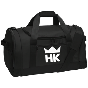 Heroes and Kingz Embroidered Sports Duffel