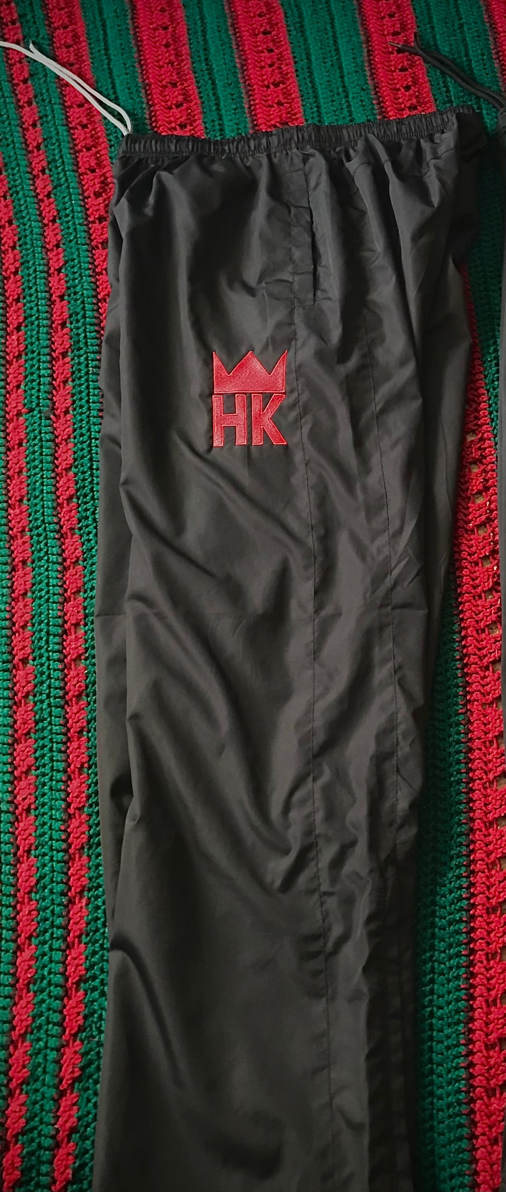 H & K Crown  Men's Wind Pants