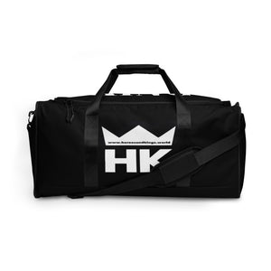 The  H & K Crown Duffle bag