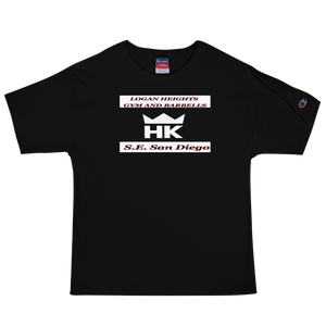 H & K Logan Heights 42 Men's Champion T-Shirt