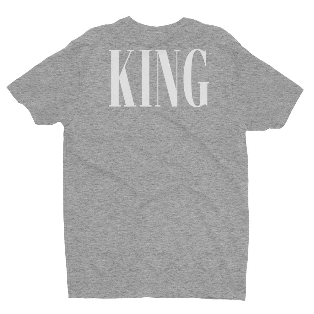 H & K King Short Sleeve T-shirt