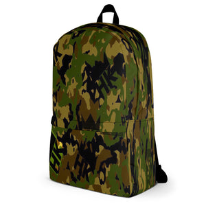 H & K Crown Camouflage Backpack