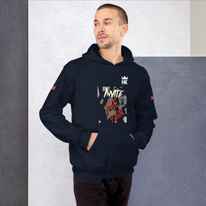 H & K Invite the Pain Hoodie