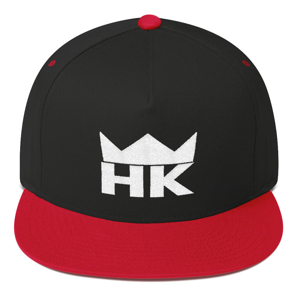 Heroes and Kingz Royal Crown Flat Bill Cap