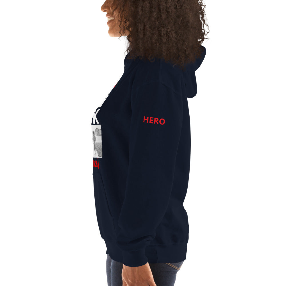H & K Hero, Veteran Hooded Sweatshirt