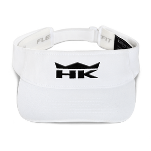 Heroes & Kingz Crown Logo Visor
