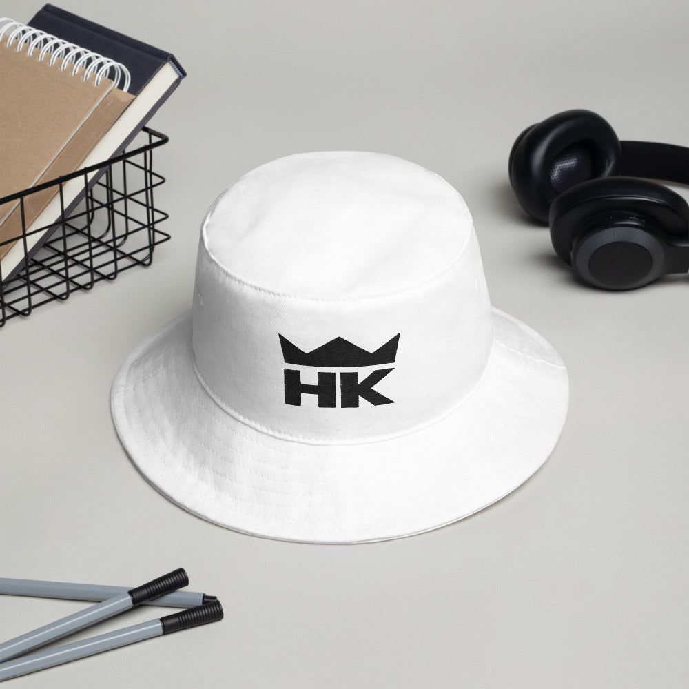 H & K Old School Bucket Hat