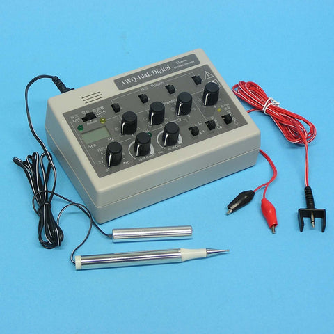 DuoYongDianZiZhiLiaoYi <br>多用电子治疗仪 <br>Multi-Purpose Acupunctoscope(AWQ-104L)