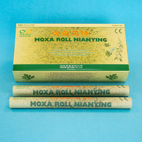 Moxa Roll NianYing<br>念盈艾条<br>NianYingAiTiao