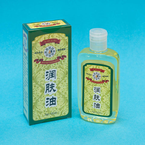 Scraping Massage Oil<br>润肤乳<br>RunFuYou