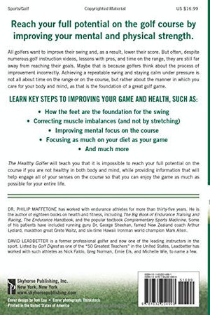 The Healthy Golfer: Lower Your Score, Reduce Pain, Build Fitness, and Improve Your Game with Better Body Economy
