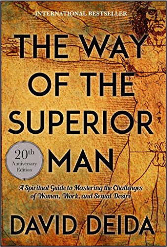 The Way of the Superior Man [Paperback] [Jan 01, 2017] David Deida
