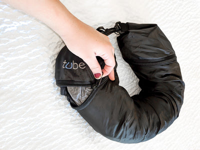 Packing Light Gear: The Tube Travel Pillow