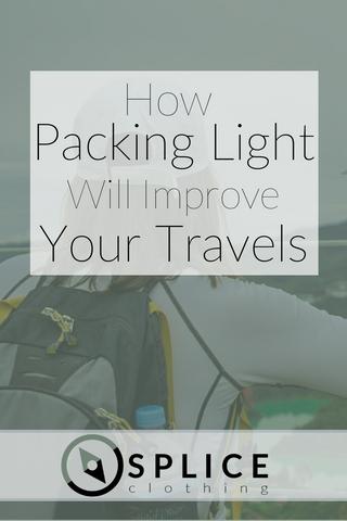 packing light travel