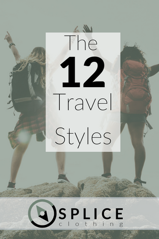 12 Travel Styles
