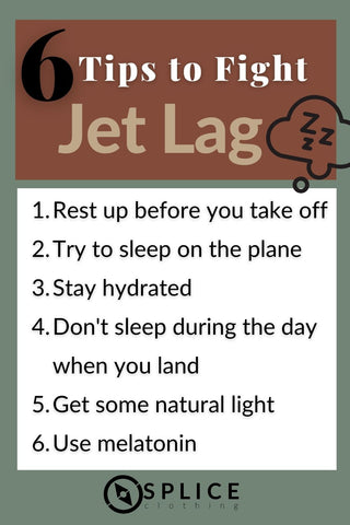 6 Tips to Fight Jet Lag