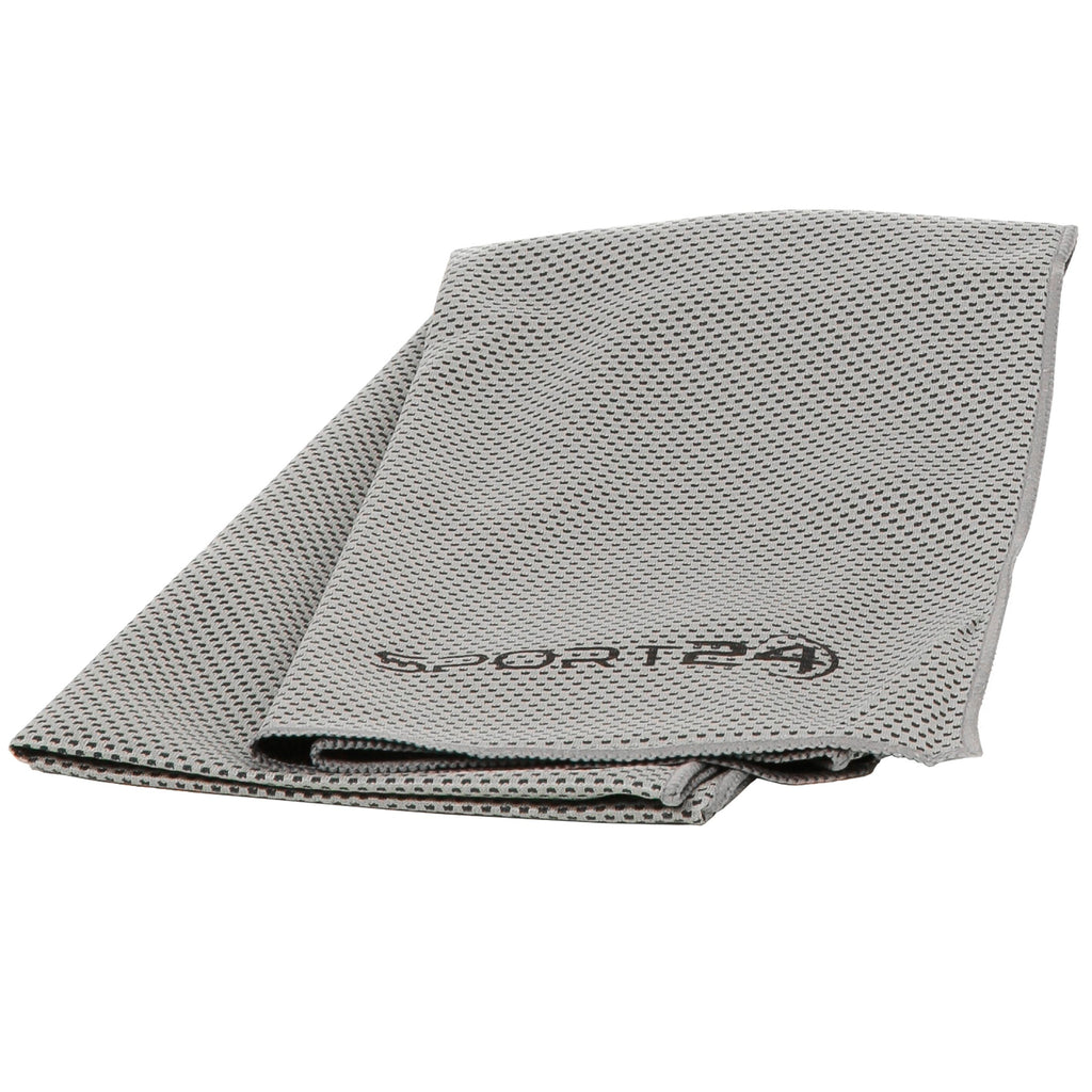 MICROFIBER COOLING TOWEL GREY