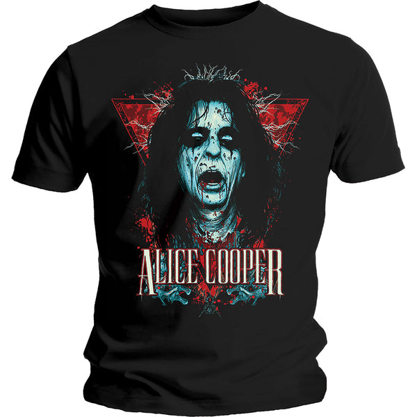 Alice Cooper Mens Licensed Official T-Shirt: Decap
