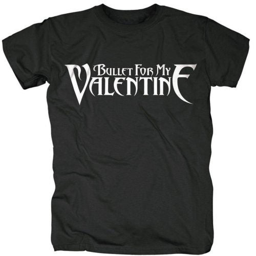 Bullet For My Valentine Mens Officially Licenced T-Shirt: Logo