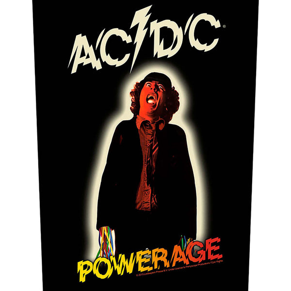 AC/DC Back Patch: Powerage