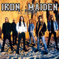 IRON MAIDEN - X-POSED
