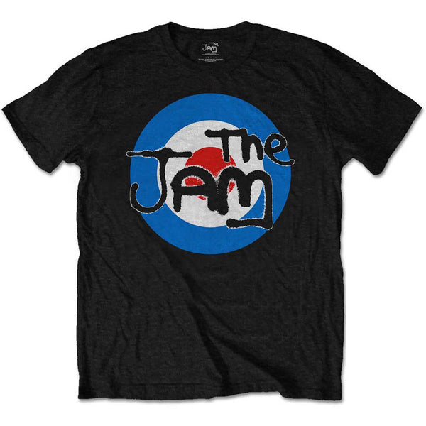 The Jam Kid's T-Shirt: Spray Target Logo (Retail Pack) (XX-Small)
