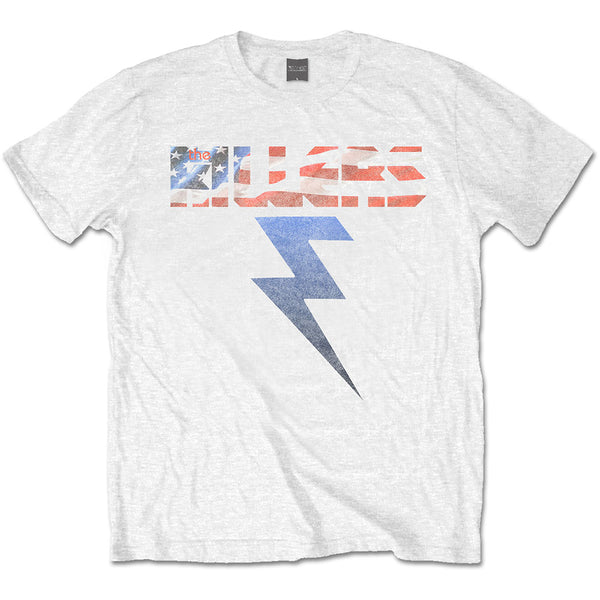 The Killers Mens Licensed Official T-Shirt: Bolt