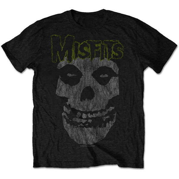 Misfits Mens Licensed Official T-Shirt: Classic Vintage (Retail Pack)