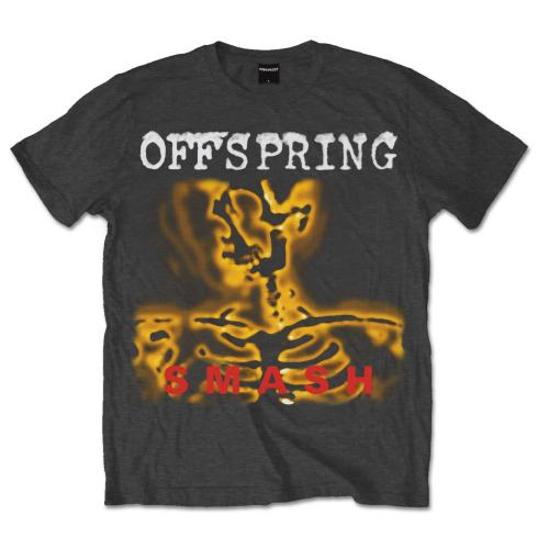 The Offspring Mens Licensed Official T-Shirt: Smash 20