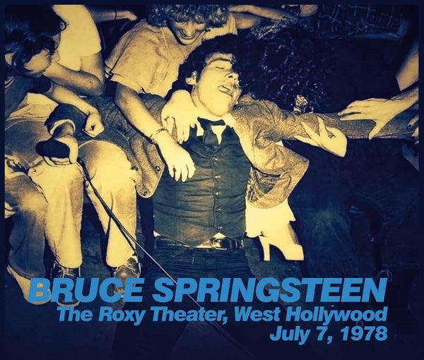 THE ROXY THEATER, WEST HOLLYWOOD JULY 7, 1978