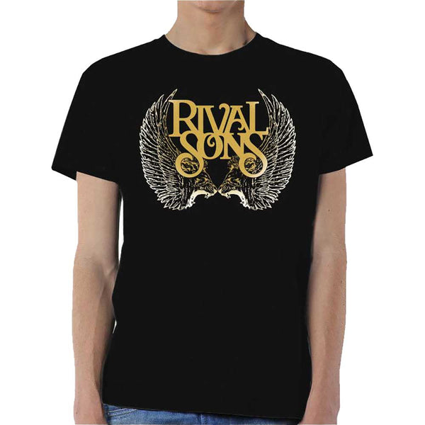 Rival Sons Mens Licensed Official T-Shirt: Insignia