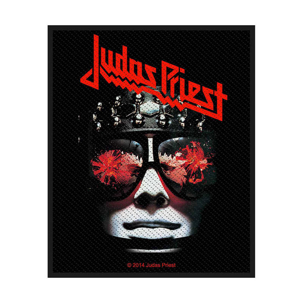 Judas Priest Standard Patch: Hell Bent for Leather (Loose)