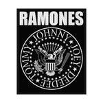 Ramones Standard Patch: Classic Seal (Retail Pack)