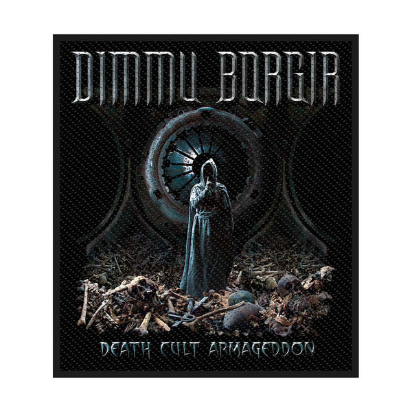 Dimmu Borgir Standard Patch: Death Cult (Retail Pack)