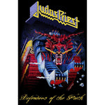 Judas Priest Textile Poster: Defenders Of The Faith