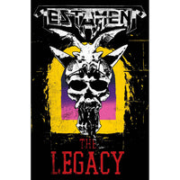 Testament Textile Poster: The Legacy