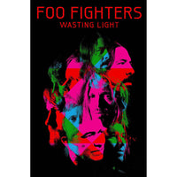 Foo Fighters Textile Poster: Wasting Light