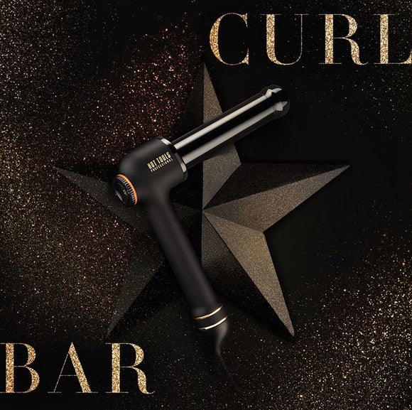 Hot Tools CurlBar Black Edition - haristylershop