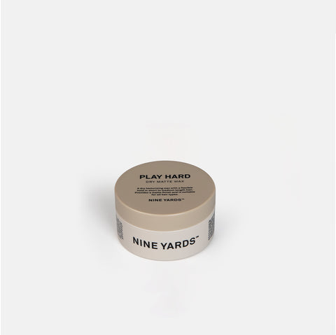 Play Hard Strong Matte Wax 100ml