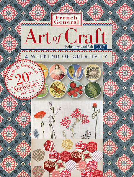 french general ART OF CRAFT 2017