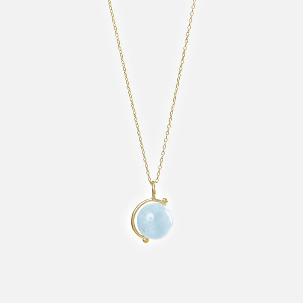 globe necklace ~ vermiel