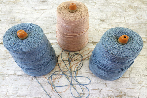 fabric cord on spool